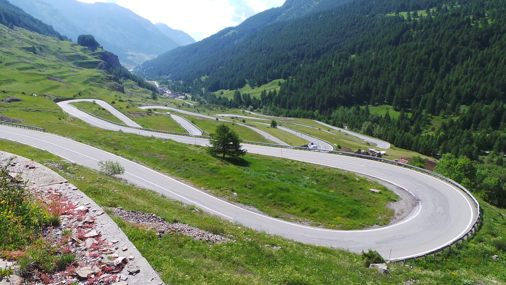 Tour de France 2014 - Epilogue: Col de Larche