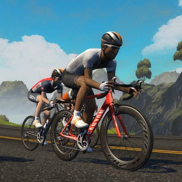 Zwift World